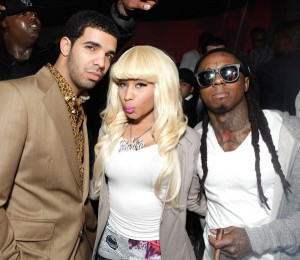Drake-Nicki-Minaj-and-Lil-Wayne