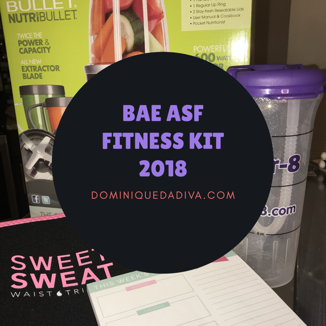 Bae ASF Fitness Kit 2018